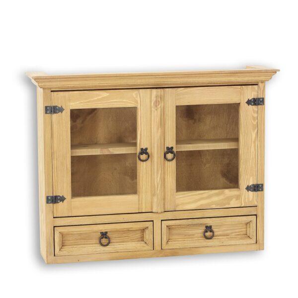 szafka wisząca drewniana do kuchni