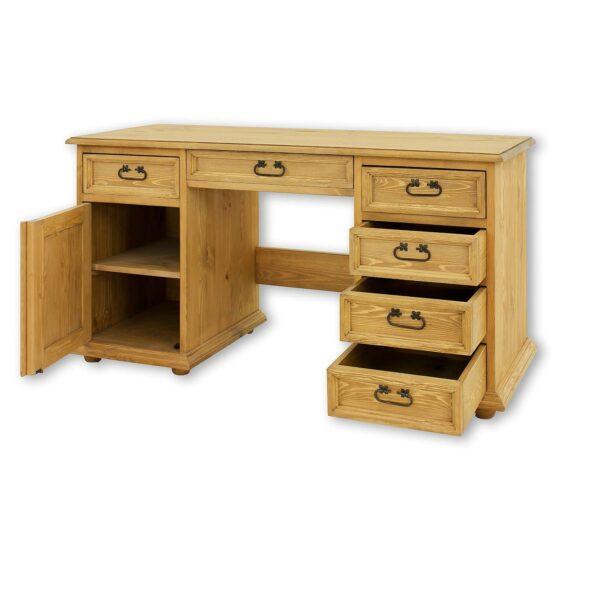 biurko sosnowe młodzieżowe