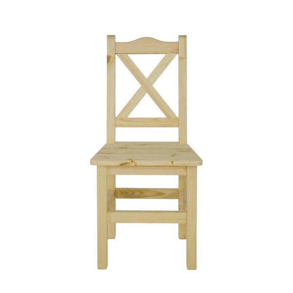 drewniane krzesła kuchenne