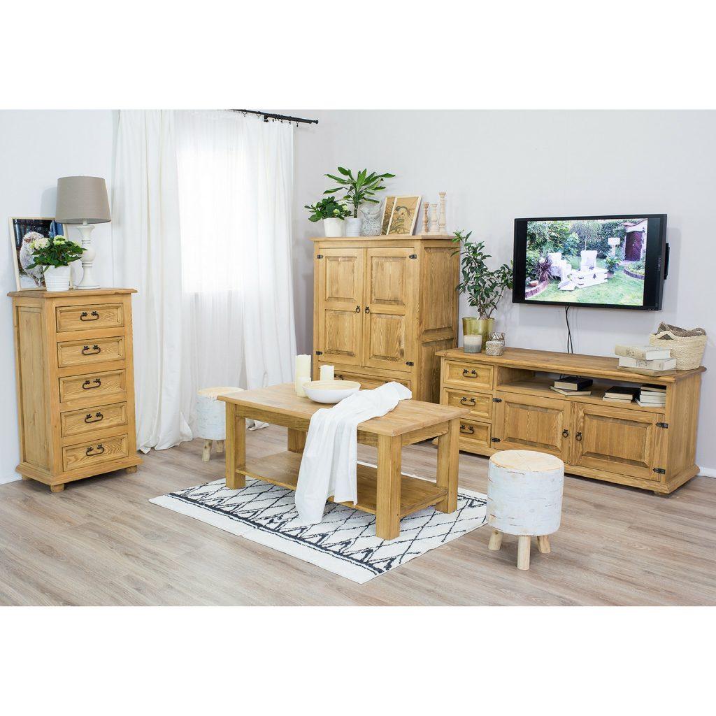 Piękno i natura w twoim domu – meble drewniane w aranżacji wnętrz