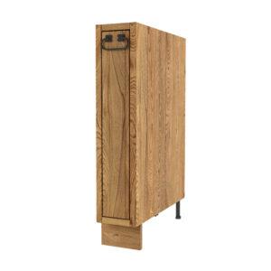 Szafka z drewna + system cargo