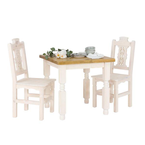 krzesła góralskie parzenica