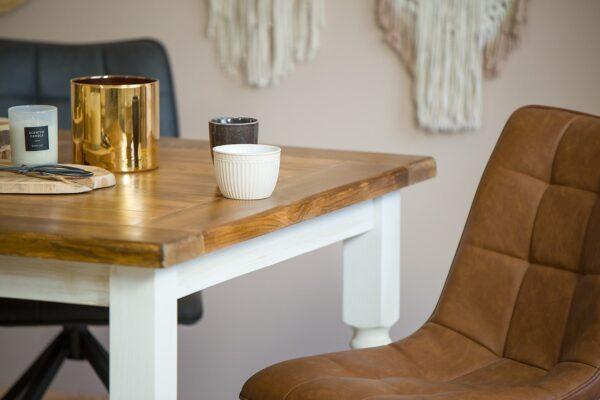 stół bielony