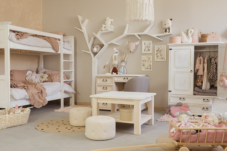 Urządzamy pokój dziecięcy-porady