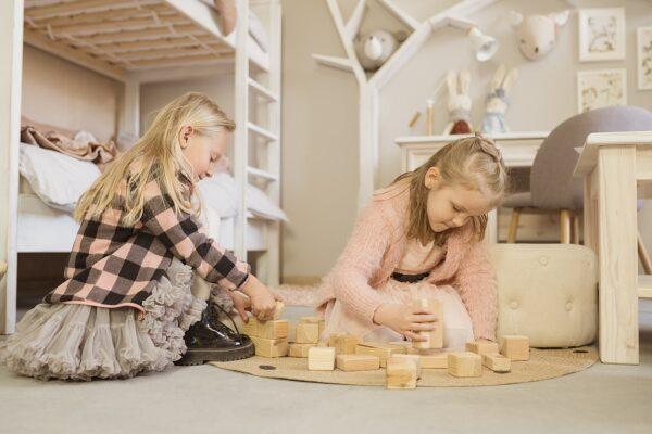 pokój dziecięcy meble białe