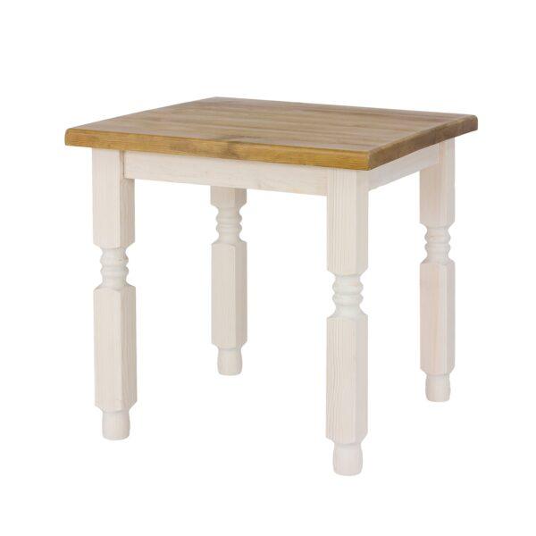 bielony stół do kuchni