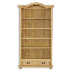 Regał drewniany biblioteczka