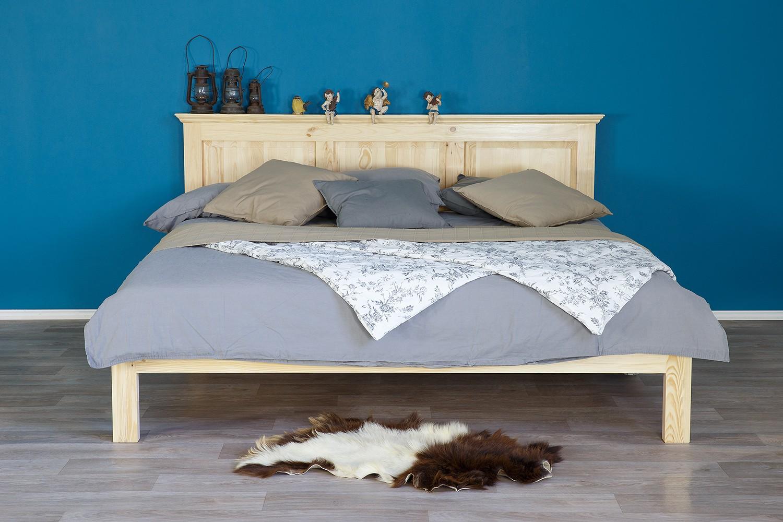 Łóżko woskowane ACC 01