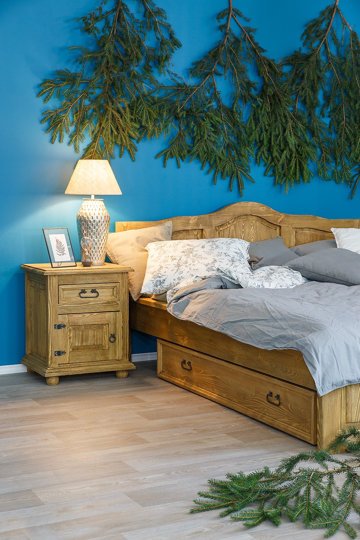 Szuflada pod łóżko woskowana SUF 01