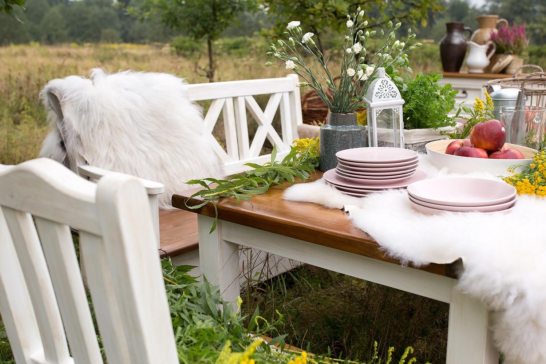 Stół woskowany MES 01