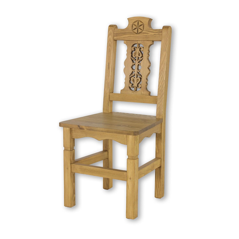 Krzesło woskowane SIL 24