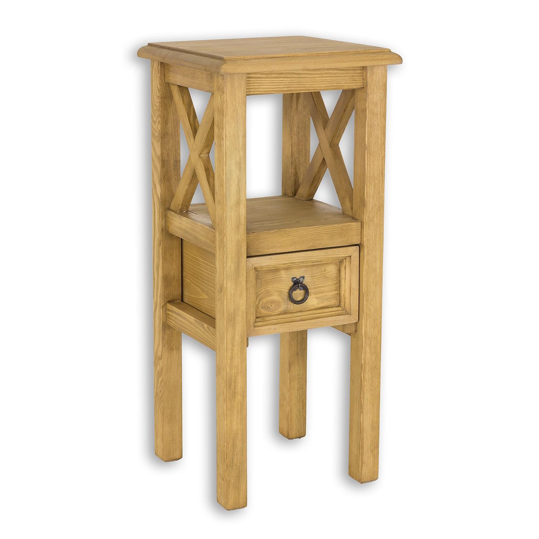 Stolik woskowany MES 10